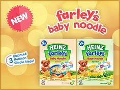 These short and smooth noodles are easily digestible for babies and help develop their chewing and swallowing ability. The noodle quantity is determined scientifically based on the stomach capacity of infants and young children to give a fulfilling meal each time.