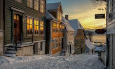 A Christmas Card by Rune Askeland on 500px