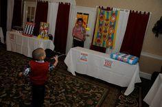 Circus birthday party games ideas