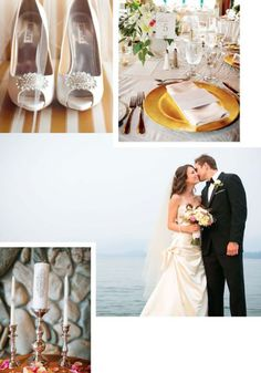 Elegant Wedding at Shore Lodge