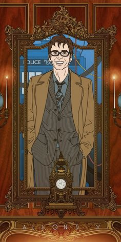 Image of The Tenth Doctor