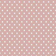 Spots - Dusty Pink fabric by kristopherk on Spoonflower - custom fabric
