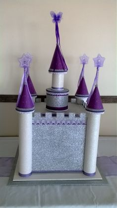 Castle card box & Money boxes and money cases for weddings and events in Toronto ... Aboutintivar.Com