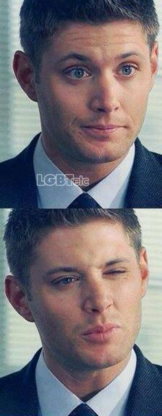 Jensen Ackles, those eyes...
