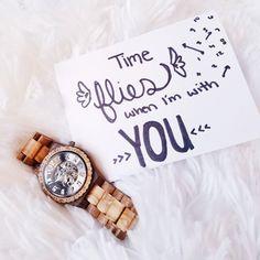 JORD wooden watches - boyfriend gift idea