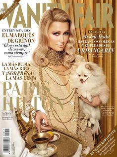 Nº 41.- Enero 2012. Paris Hilton © Greg Lotus