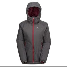 Montane Prism Jacket - Womens, Jacket Style  Lightweight Synthetic,  Insulation  Primaloft Silver w  Free S H — 12 models 517d19983f