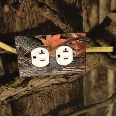 Camo Outlet Covers! Perfect