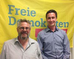 Michael Westram als Landtagskandidat und Patrick Klein als Ersatzkandidat für die Landtagswahl 2016 nominiert