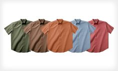 Groupon - $ 25.99 for a 3-Pack of Zorrel Men's Chambray Shirts ($ 104.85 List Price). 2 Color Combinations. Free Shipping & Returns.. Groupon deal price: $25.99