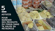 #Fenua - 5 astuces pour ramener les produits frais (ou non) de Tahiti dans ta valise !