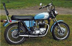 Triumph Tiger 650 | 1971 Triumph Tiger 650