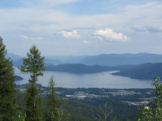 Lake Pend Oreille in Sandpoint Idaho. Great summer get away. Easy trip to Glacier Nat'l Park also
