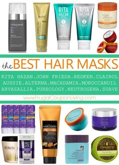 The Best Hair Masks – Hair Like Jennifer Aniston. Looking for some of the best hair masks on the market, take a look at this round-up for your top beauty ideas and needs.