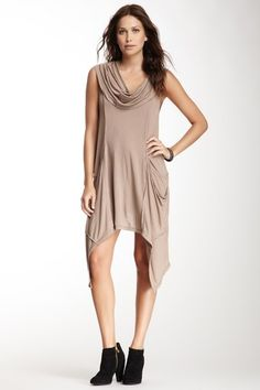 Monoreno Cowl Neck Dress H&M
