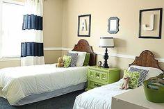 boys bedroom makeover, bedroom, design d cor, furniture furniture revivals, Boys Room After