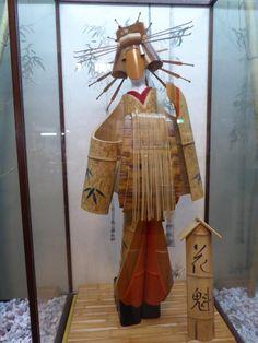 Echizen bamboo doll village 3