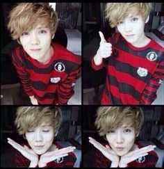 Luhan cute