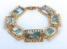 Italian Souvenir Bracelet City of Pisa ITALY
