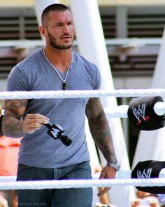 Randy Orton omg!!!! Sexy