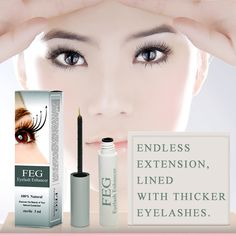 fdf9b24faf2 FEG is a eyelash extension serum for eyelashes and eyebrows that's  formulated to darken, lengthen, and thicken your natural lashes and  eyebrows.