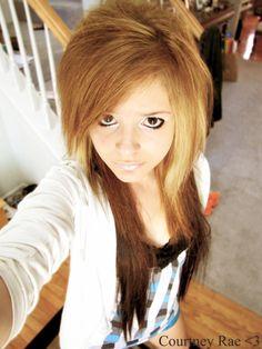 Trendy Medium Length Layered Hairstyles - Design Press Medium Length Hair Cuts With Layers, Short Layers, Mid Length Blonde, Medium Red Hair, Blonde Layers, Emo Scene Hair, Girls With Red Hair, Light Brown Hair, Layered Haircuts