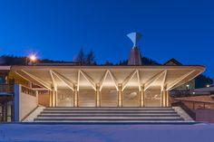 Foster: Kulm Eispavillon