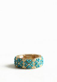 Love this for a thumb ring.