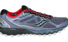 Saucony Peregrine 6 trail runing shoes grey