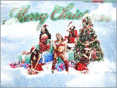 Merry Christmas Big Wallpaper