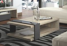 Table basse Denver - Tables basses - Meubles d'appoint - Séjour