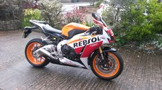 One lucky new owner has had this awesome Honda CBR1000 Delivered todayThanks again mate