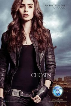 The Mortal Instruments Character Posters