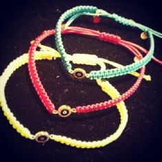 Decorate your funny bone with these bright and fun @fiyajewellery bracelets for the #udderbelly #festival Opening Gala! #comedy #fiyajewellery #fashion #style #cavandotcom