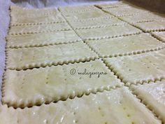 MelaZenzero: Crackers e grissini con scarti di lievito madre