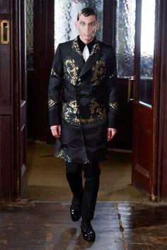 London Fashion Week: conocemos las colecciones para el próximo otoño-invierno 2013