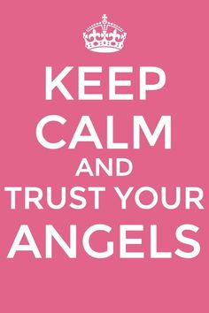Image result for keep calm and be a angel