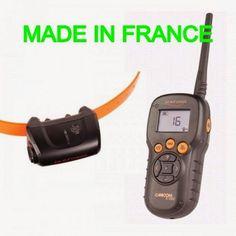 Zgarzi Electrice: Zgarda electrica de vanatoare CANICOM 5.1500