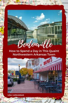 Things to do in Bentonville AR. The best things to do, see, and eat in Bentonville Arkansas, a small Ozark town in northwestern Arkansas. #bentonville #arkansas #us #usa #ustravel Us Road Trip, Family Road Trips, Family Travel, Us Travel Destinations, Places To Travel, Places To Visit, Pictures Of Beautiful Places, Bentonville Arkansas, United States Travel