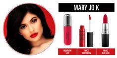 Splurge or Steal: Kylie Jenner Lip Kit in Mary Jo, or..