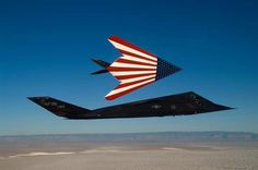 F-117 in one of the best color schemes ever