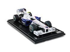 アマルガム Amalgam 1/8スケール<BR>BMWザウバー F1.09 <BR>R・クビサ / N・ハイドフェルド (M5281) <br>【送料無料】