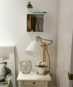 End Table decor