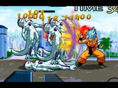 Saiyan Goku for Super Battle (by CSL Dev) - Android Gameplay HD