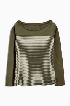 Buy Colourblock Stripe Long Sleeve online today at Next: Israel