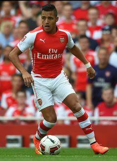 Alexis Sánchez| Arsenal