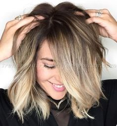 Summer Hairstyles Medium Hair Hair Styles For Long Faces Medium Ombre For Straight Hair - September 07 2019 at Trendy Hairstyles, Bob Hairstyles, Straight Hairstyles, Summer Hairstyles, Pixie Haircuts, Woman Hairstyles, Medieval Hairstyles, Medium To Short Hairstyles, Long Haircuts
