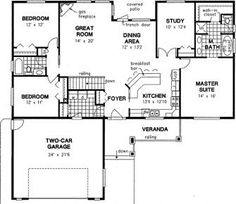House Plans & Designs - Build Your Dream Home Plans at Monster House Plans