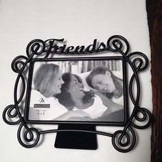 Friends 4 x 6 Picture Frame