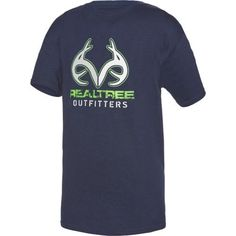 Realtree Outfitters® Kids' Short Sleeve T-shirt